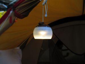 "Snow Peak Lantern ""hoozuki"""