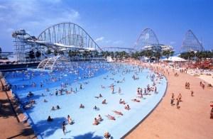 Summer in Kansai! Nagashima Pool