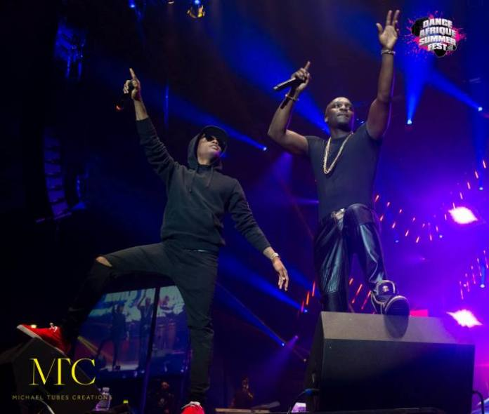 Dance Afrique Summer Fest with Akon, Yemi Alade, Mafikizolo, DJ Edu & Other Performers. Photos by Michael Tubes