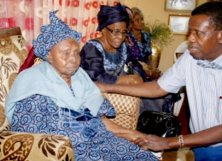HID awolowo and Pastor Adeboye