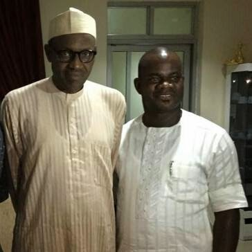 meet Yahaya bello - viva naija