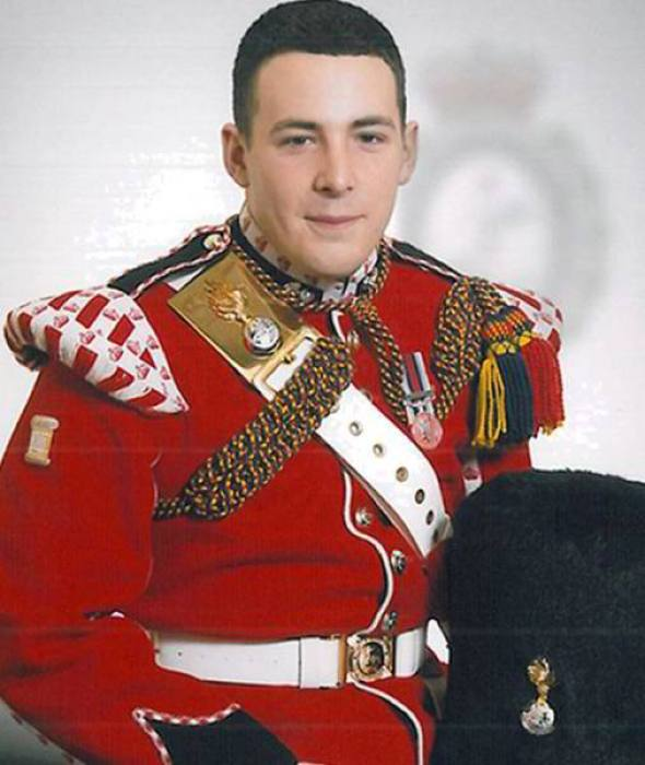 Fusilier Lee Rigby RIP