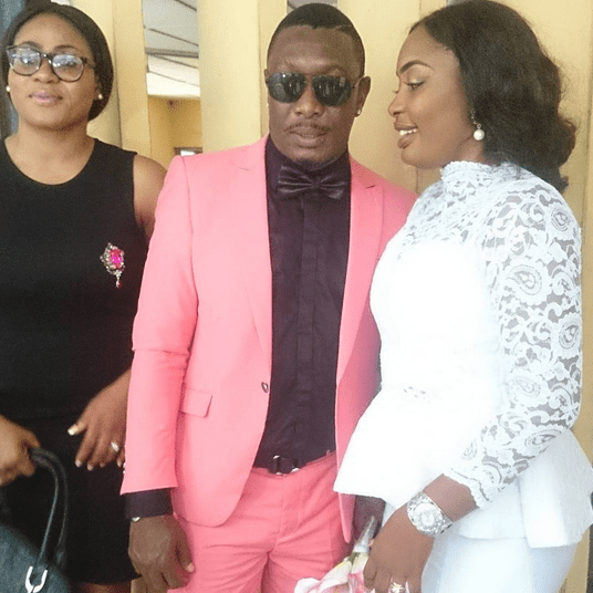 Nuella Njubigbo and Tchidi Chikere Marry Lagos Registry 6