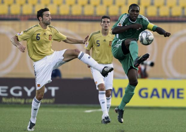 odion ighalo playing for nigeria