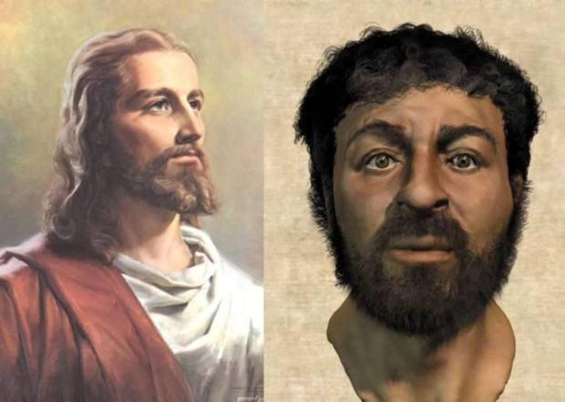 Old and new Jesus image feature
