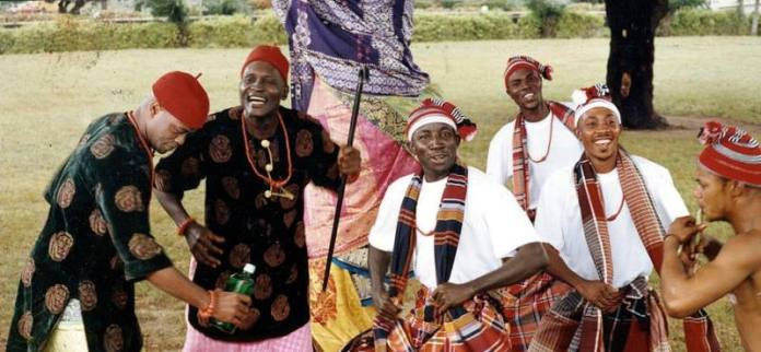 Igbo youths come from Igbo men