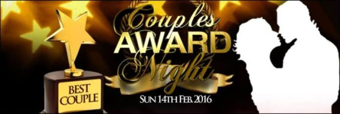 Lasting Love Couples Recognition Award Night