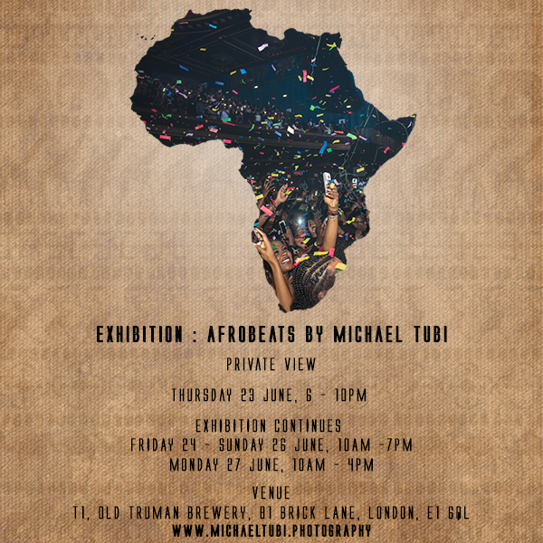 Afrobeats by Michael Tubes -2
