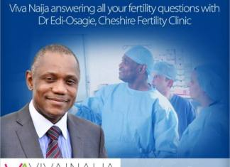 Dr Edi Osagie and Viva Naija Fertility Issues