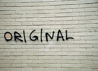 how to be an original