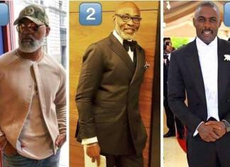 Man Crush Monday #MCM - Irvin Randle RMD Idris Elba - Feature