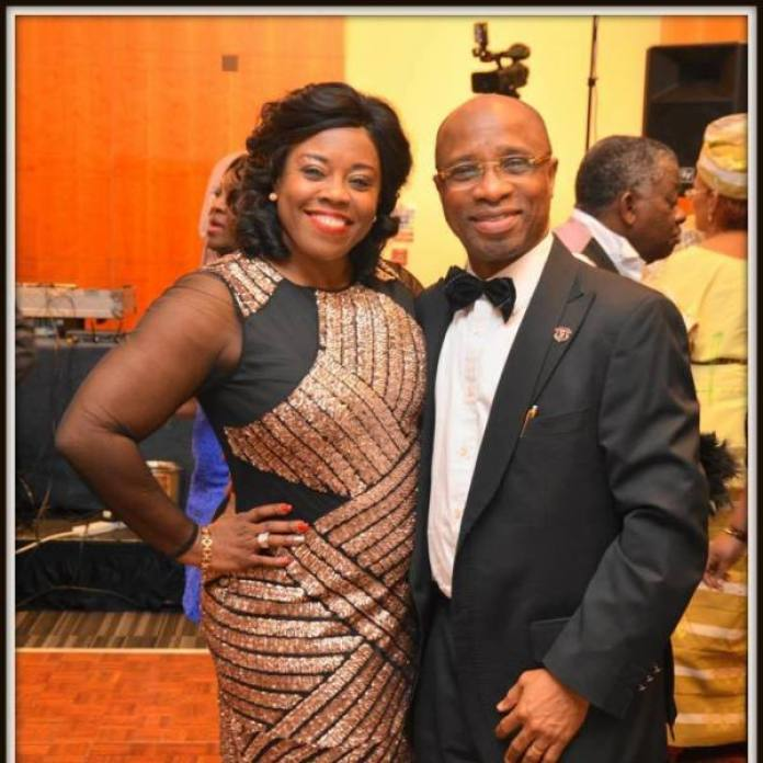 MMMW Couple Awards Dinner Special - Peter and Elizabeth Ozua