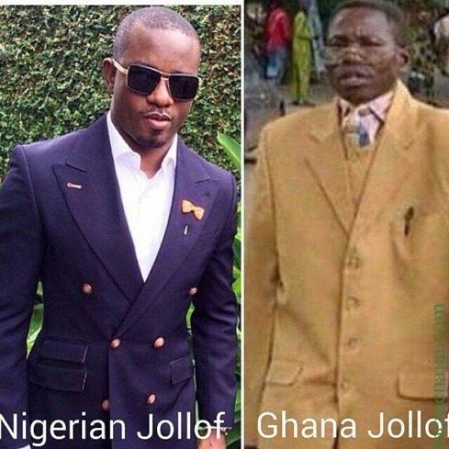 nigerian jollof vs gahana jollof (4 reasons why Nigerian Jollof Rice is amazeballs World Jollof Rice Day)
