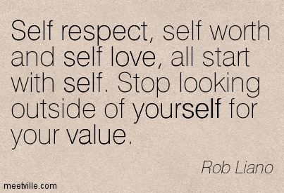 What Exactly Is Knowing Your Value And Self Worth Steemkr