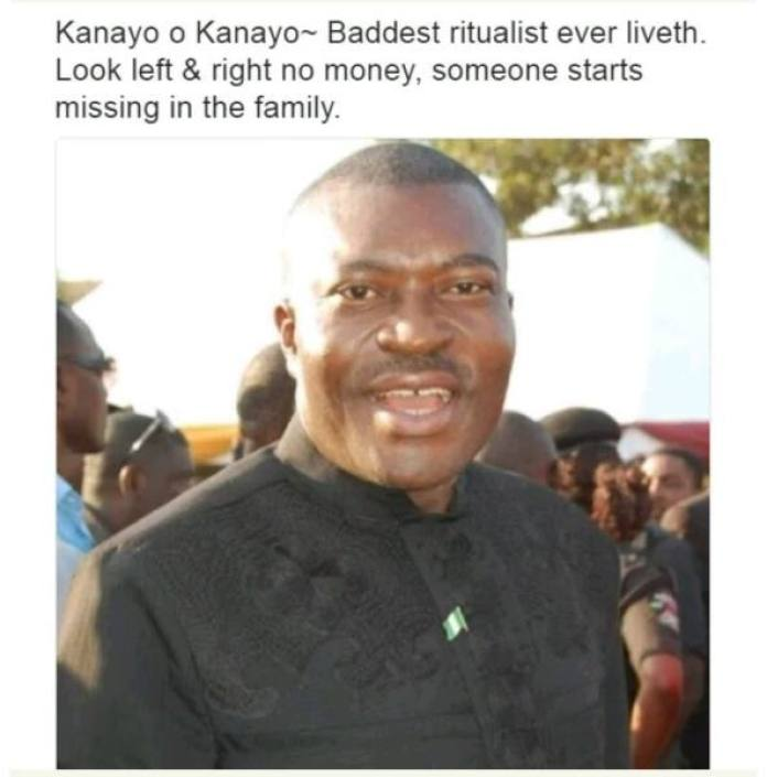 Nollywood Actors and their characteristics - Kanayo O Kanayo