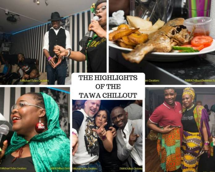 Highlights of the TAWA Chillout Christmas Edition