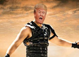 Donald Trump - Gladiator