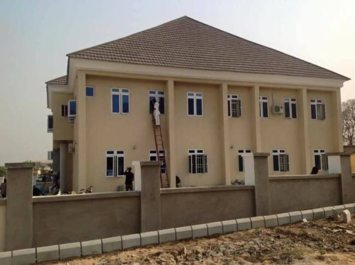 Kogi State administrative offices for govt officials and civil servants