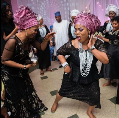 Owambe Party Dance