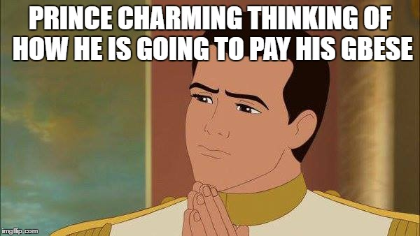 Prince Charming - Gbese