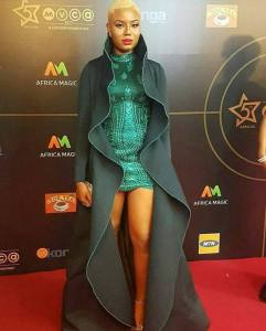 AMVCA 2017 - Nancy Isime