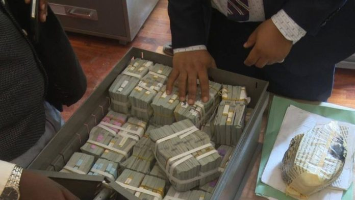 EFCC recovers huge money Ikoyi
