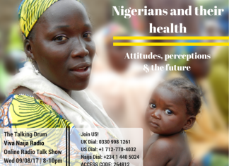 Nigerians and their health - attitudes perceptions future