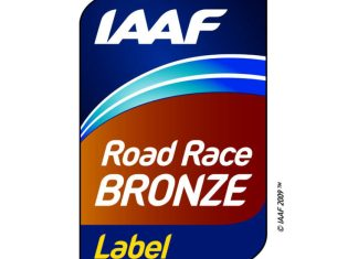 IAAF Road Race Bronze Label