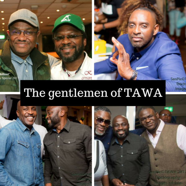 The gentlemen of TAWA Chillout - Birthday and Independence Day Special