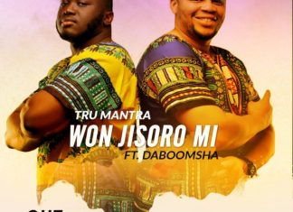 Album Art - Tru Mantra - Won Jisoro Mi ft. DaBoomsha (Prod. Phat-E)