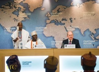 Ooni of Ife 3rd visit to UK-110
