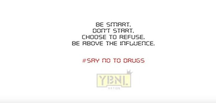 Olamide Science Student - Say no to drugs - YBNL
