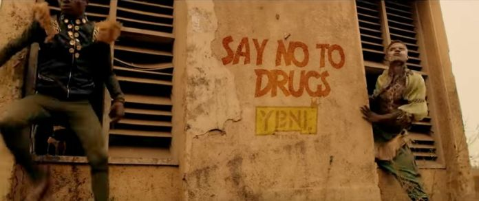 Olamide Science Student - Say no to drugs