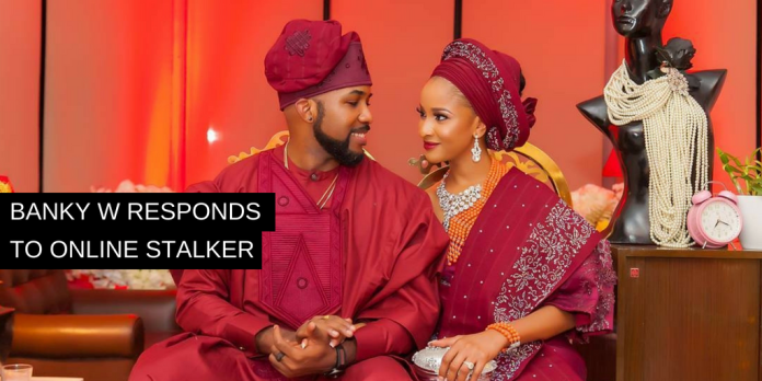 BANKY W RESPONDS TO CAR STALKER