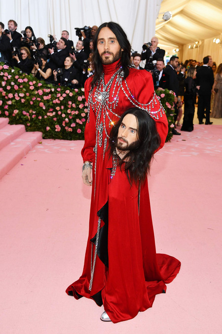 Jared Leto - Met Gala 2019 - Getty Images