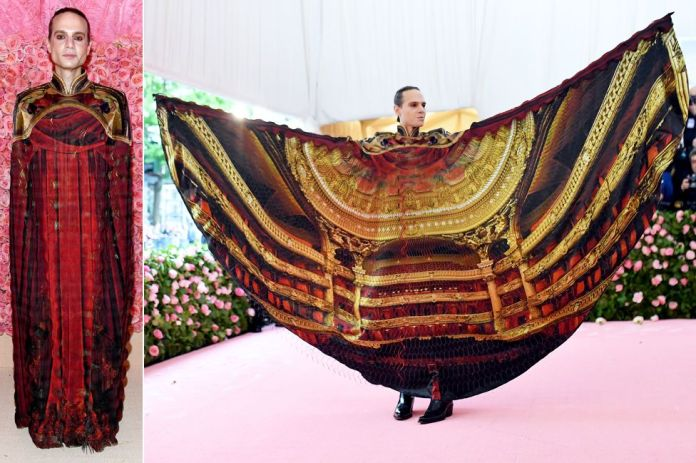 Jordan Roth - Met Gala 2019 - Getty Images