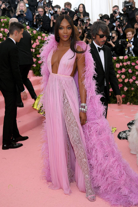 Naomi Campbell - Met Gala 2019 - Getty Images