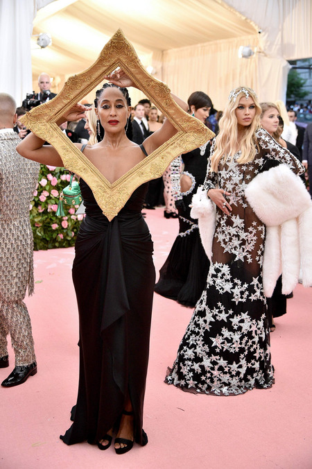 Tracee Ellis Ross - Met Gala 2019 - Getty Images