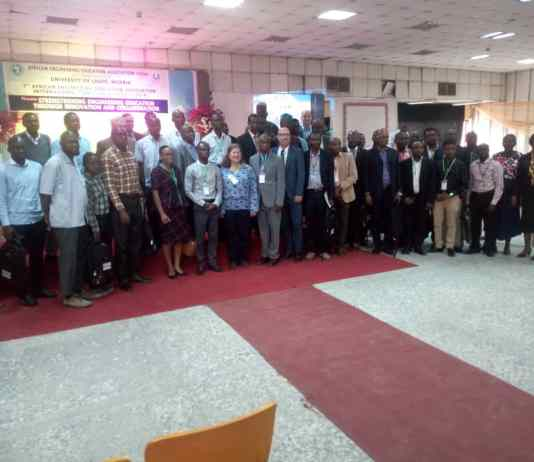 African Engineering Education Association - STRENGTHENING ENGINEERING EDUCATION THROUGH INNOVATION AND COLLABORATION 9