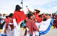 Parroquia de El Tambo celebró 58 años de vida política