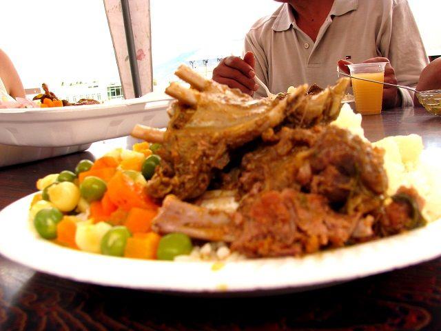 Festival de comida Típica en Trapichillo