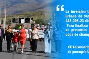 XX Aniversario de creación de parroquia Urbana de San José