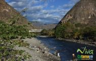 El Río Catamayo (Boquerón)