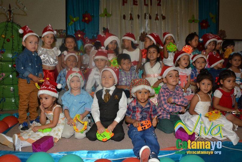 Centro Educativo Pettirosso celebra la Navidad (3)