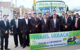 Transporte Urbano TRANS. URBACAT S.A