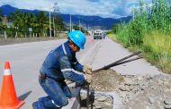 Vía a la Costa en Catamayo contará con iluminación led