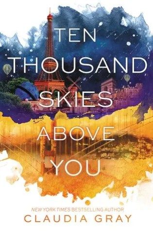 Discussion Review | Ten Thousand Skies Above You by Claudia Gray