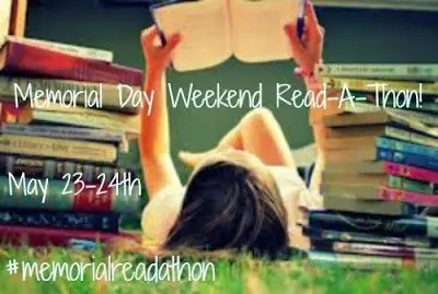 Memorial Day Weekend Read-A-Thon