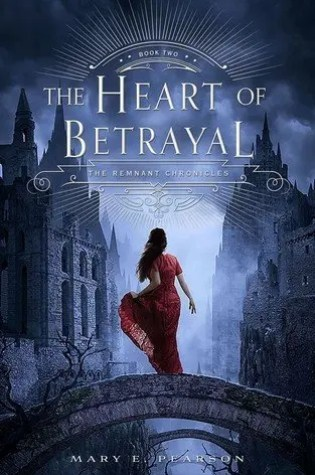 Audio Book Review   The Heart of Betrayal by Mary E. Pearson