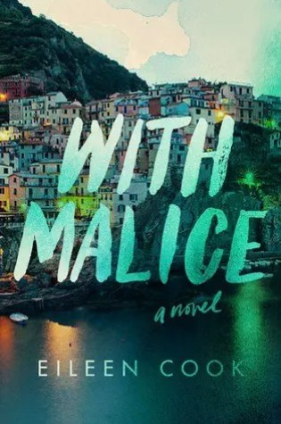 When a Book Chokes at the End // With Malice by Eileen Cook